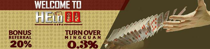 Bonus Judi QQ Poker
